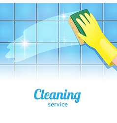 Cleaning background white vector