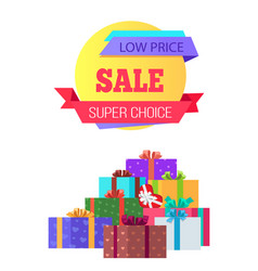 Low cost super choice sale special exclusive offer vector
