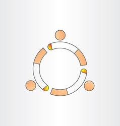 permitting smoking smokers place icon vector image