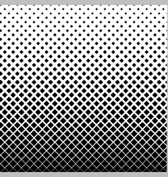 square halftone background vector image vector image