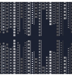 seamless pattern squares vector image