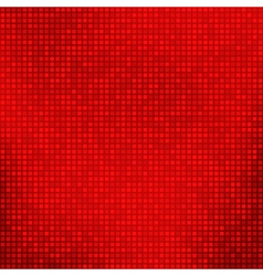 Stylish bright red abstract background with tiny vector