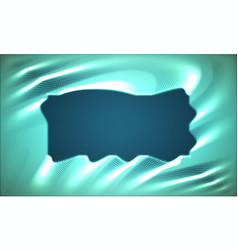 Abstract glowing point noise blue vector