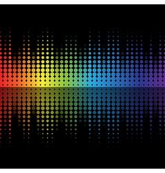 Music color 02 vector