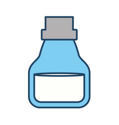 Jar emblem object vector