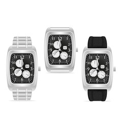 Wristwatch 08 vector