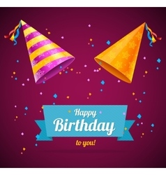 Birthay Card vector image
