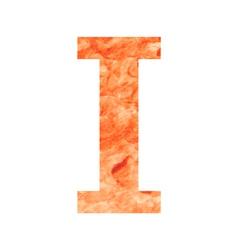 I land letter vector