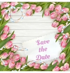 Wedding invitation cards eps 10 vector