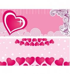Love paper vector