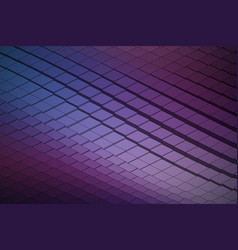 Abstract technological waveform background vector