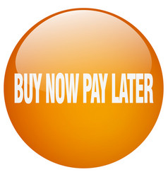 Buy now pay later vector
