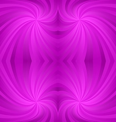 Repeating magenta spiral pattern background vector