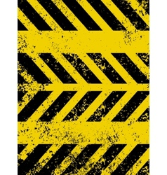 Diagonal hazard stripes texture eps 8 vector