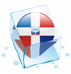 Dominican republic vector image vector image