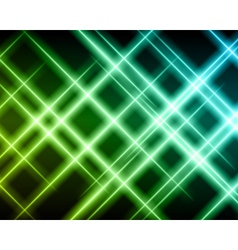 light wire lines background vector image