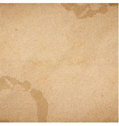 old paper texture vector image vector image