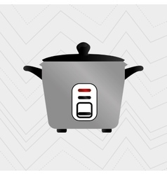 Kitchen appliances design vector