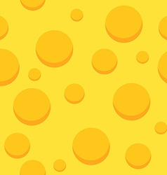 Cheese seamless pattern background with food vector