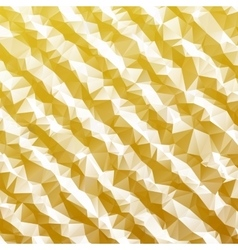 Abstract polygon background high quality vector
