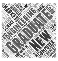 Jobs for the new grad dlvy nicheblowercom word vector
