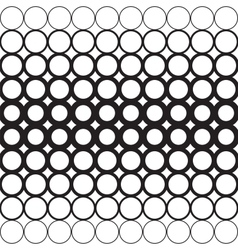 Abstract circles with a dedicated central vector