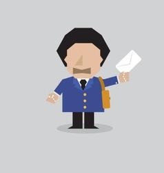 Postman character vector