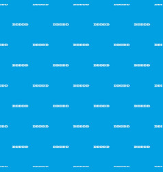 Step by step infographic pattern seamless blue vector