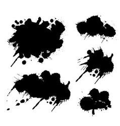 abs splash vector image