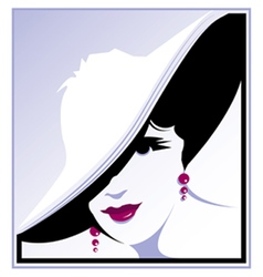 Girl gatsby 1 vector