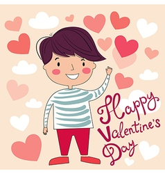 Valentine day vector