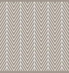 Herringbone lines seamless pattern vector