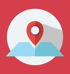 Map pointer in round vector