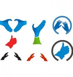 emblem templates vector image