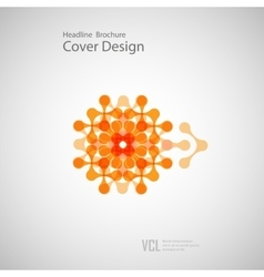 Abstract figure concept vector