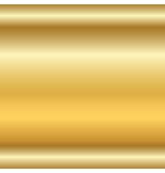 Gold texture horizontal 1a vector image vector image