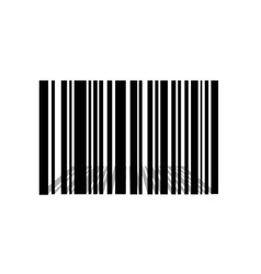 Graphical bar code vector