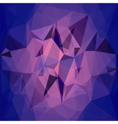 Blue Pink Background vector image vector image