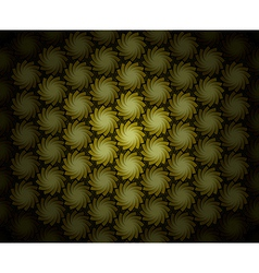 Blurred geometric pattern vector image vector image