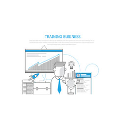 Training business vector