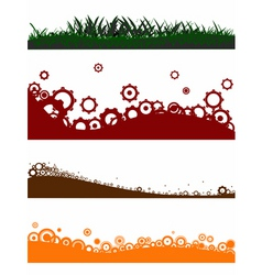 Graphic elements vector