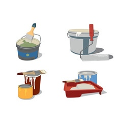 Painting Tool vector image