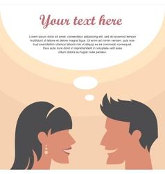 Conversation vector