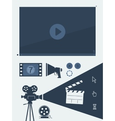 Symbol set movie vector