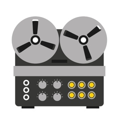 Professional stereo isolated icon design vector