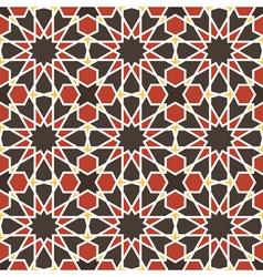 Morocco wall tiles vector