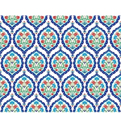 background with seamless pattern two version vector image vector image