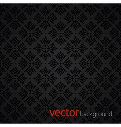 Stylish vintage background vector image