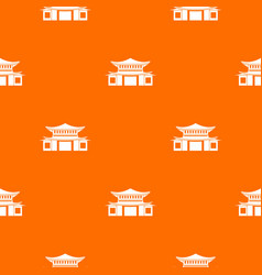 chinese pattern seamless vector image vector image