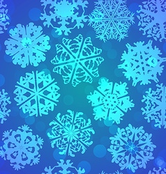 Snowflake pattern snowflake texture christmas and vector